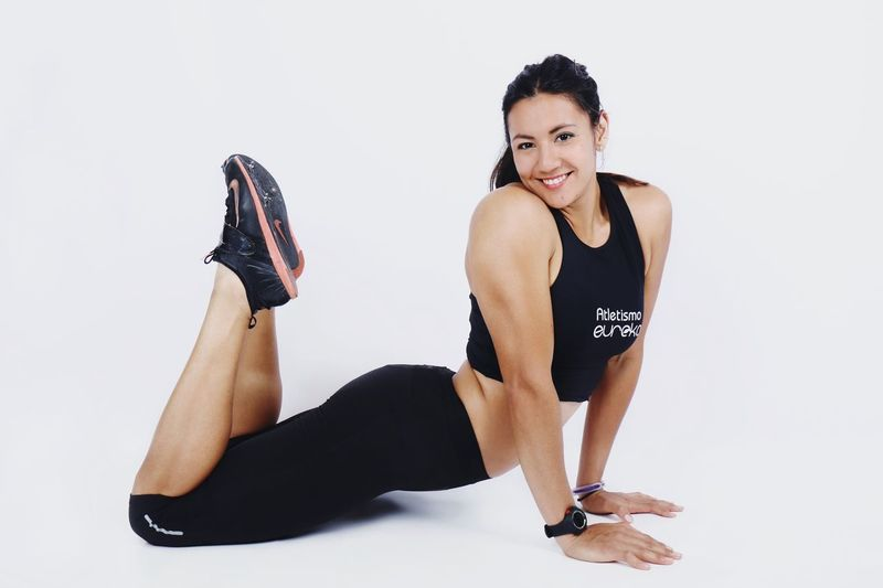 Carmelita Correa Atleta de alto rendimiento Atletismo Salto De Garrocha Disciplina Deportista Mujer Mujer Mexicana