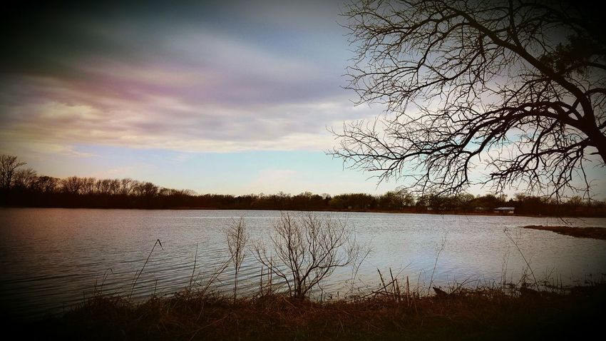 Good morning world. At lake Mckinnley before going home from work. Eyem Best Shots Nature_collection EyeEm Best Shots - Nature Reflections In The Water Reflections And Water