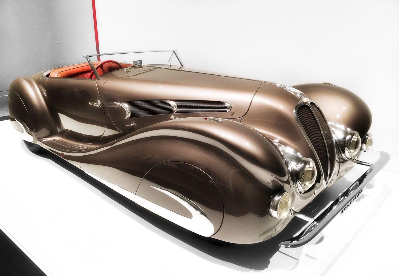 Car Classic Car Vintage Sculpted Automobile Retro Car Streamlined Art Deco Vintage Car Art Deco Design Sculpted Metal Sculpted In Steel Museum Piece Retro EyeEmNewHere EyeEm Best Shots Retro Style Collector's Car Transportation Wheels Retro Styled Classic