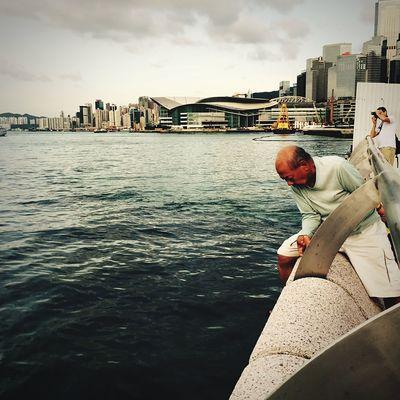 DailyLifeOfStrangers Streetphotography People Watching Fishing