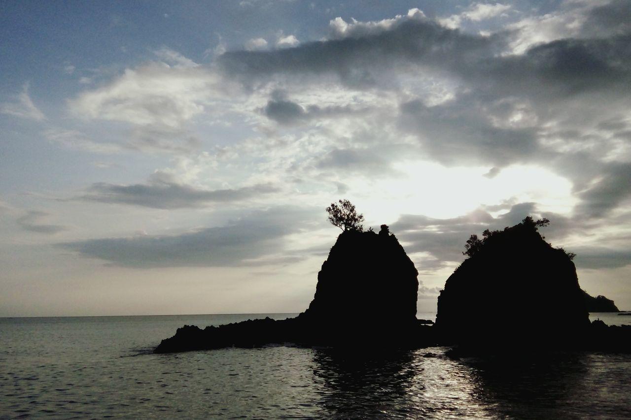 Travelph Baleraurora Philippines Beach Cloud - Sky Landscape Sunset Nature Beauty In Nature