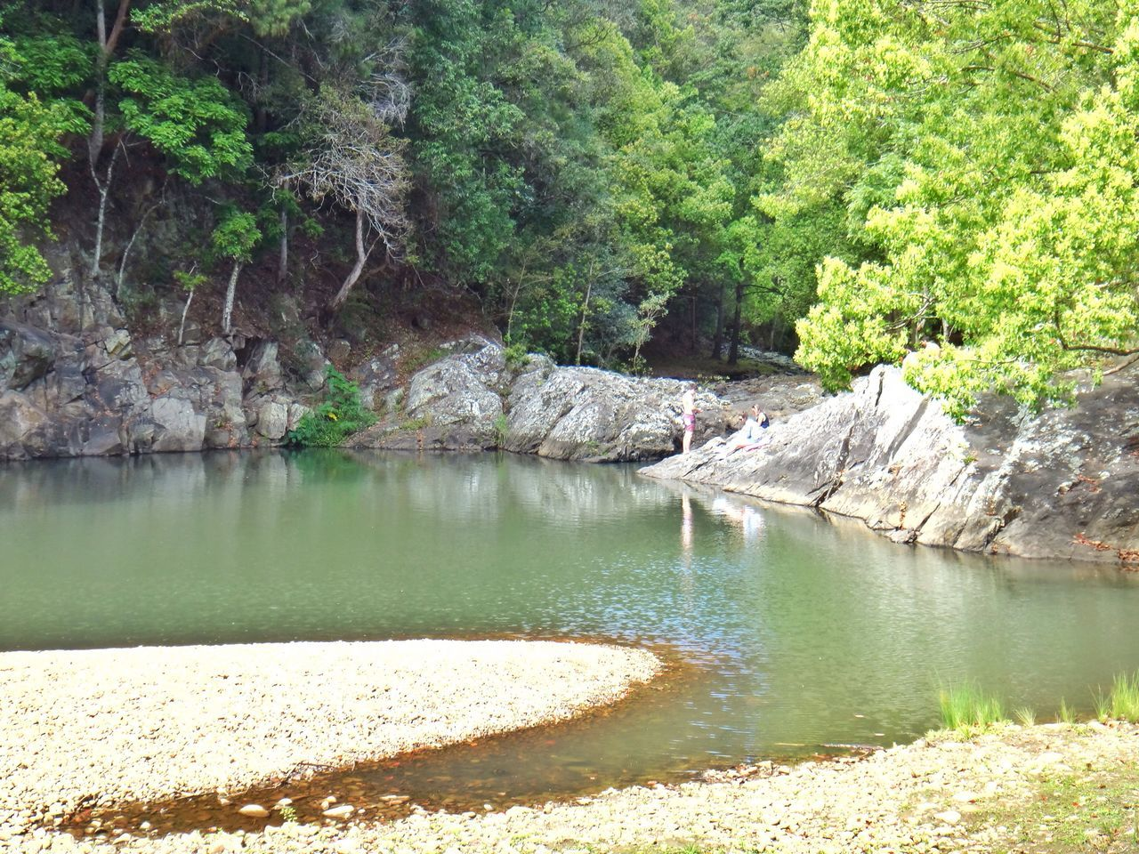 Rock pool - Gold Coast, Australia Rockpool Rock Rock Formation The KIOMI Collection Showcase April Tranquility Serenity The Rise Of Nature Nature Trees Landscapes Landscape Water Gold Coast Australia Australia The Great Outdoors With Adobe Nature's Diversities Colour Of Life