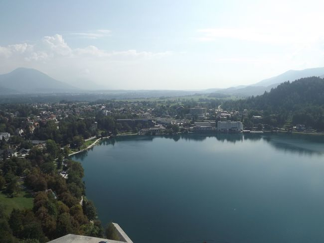 Bled Bled Castle Bled Island Bled Lake Slovenia BledCastle Castle Slovenia Architecture Beauty In Nature Building Exterior Built Structure City Day Mountain Nature No People Outdoors River Scenics Sky Tree Water