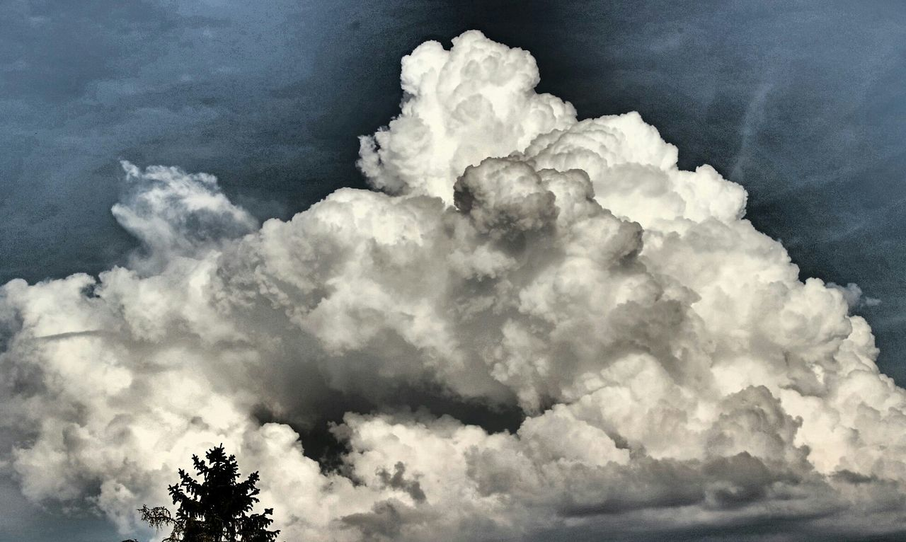 cloud - sky, sky, nature, beauty in nature, cloudscape, weather, scenics, no people, tranquility, day, outdoors