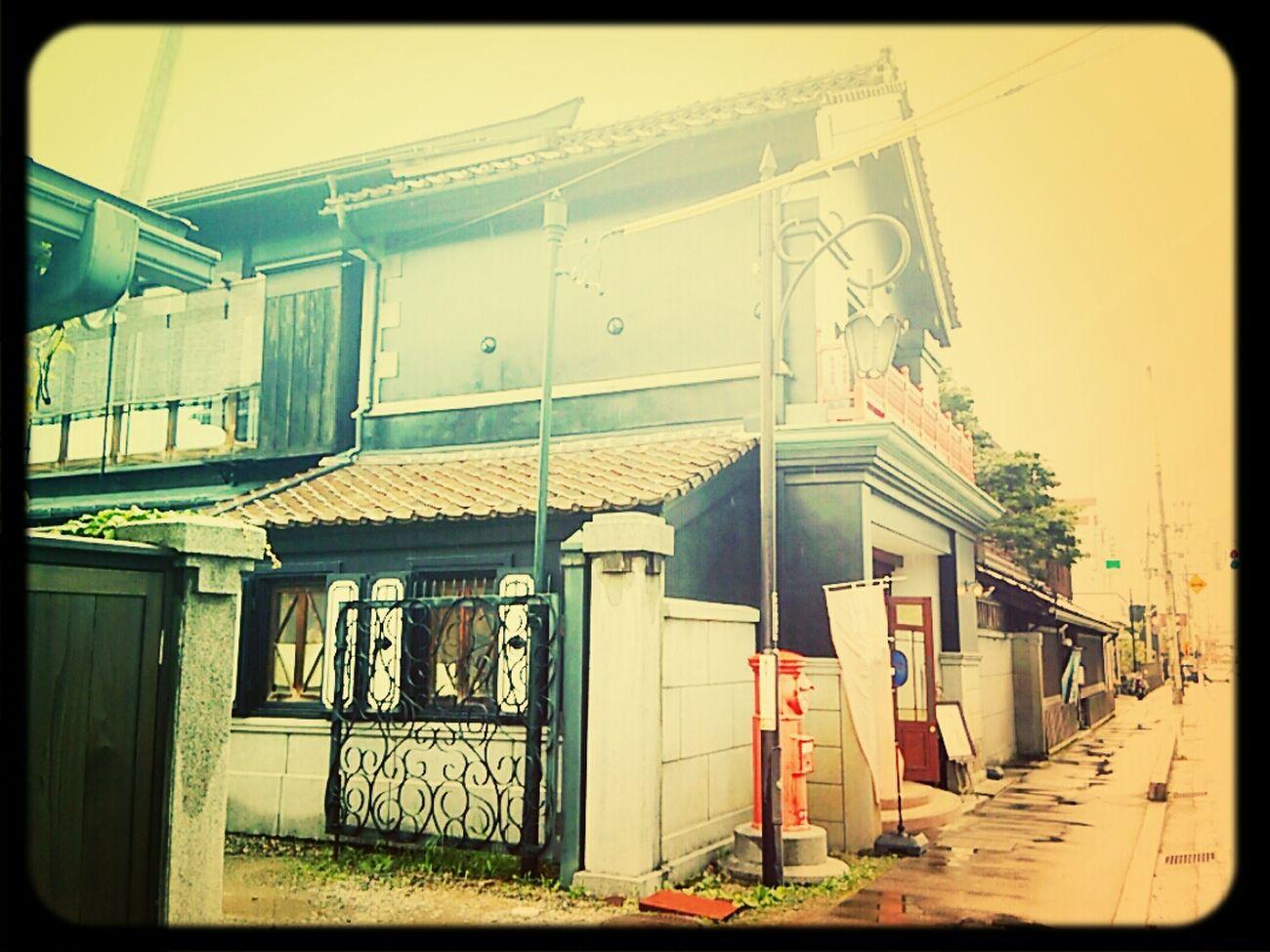 七日町通りの一角 First Eyeem Photo