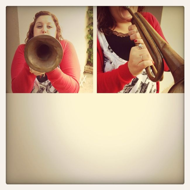 Got A Bugle For Christmas