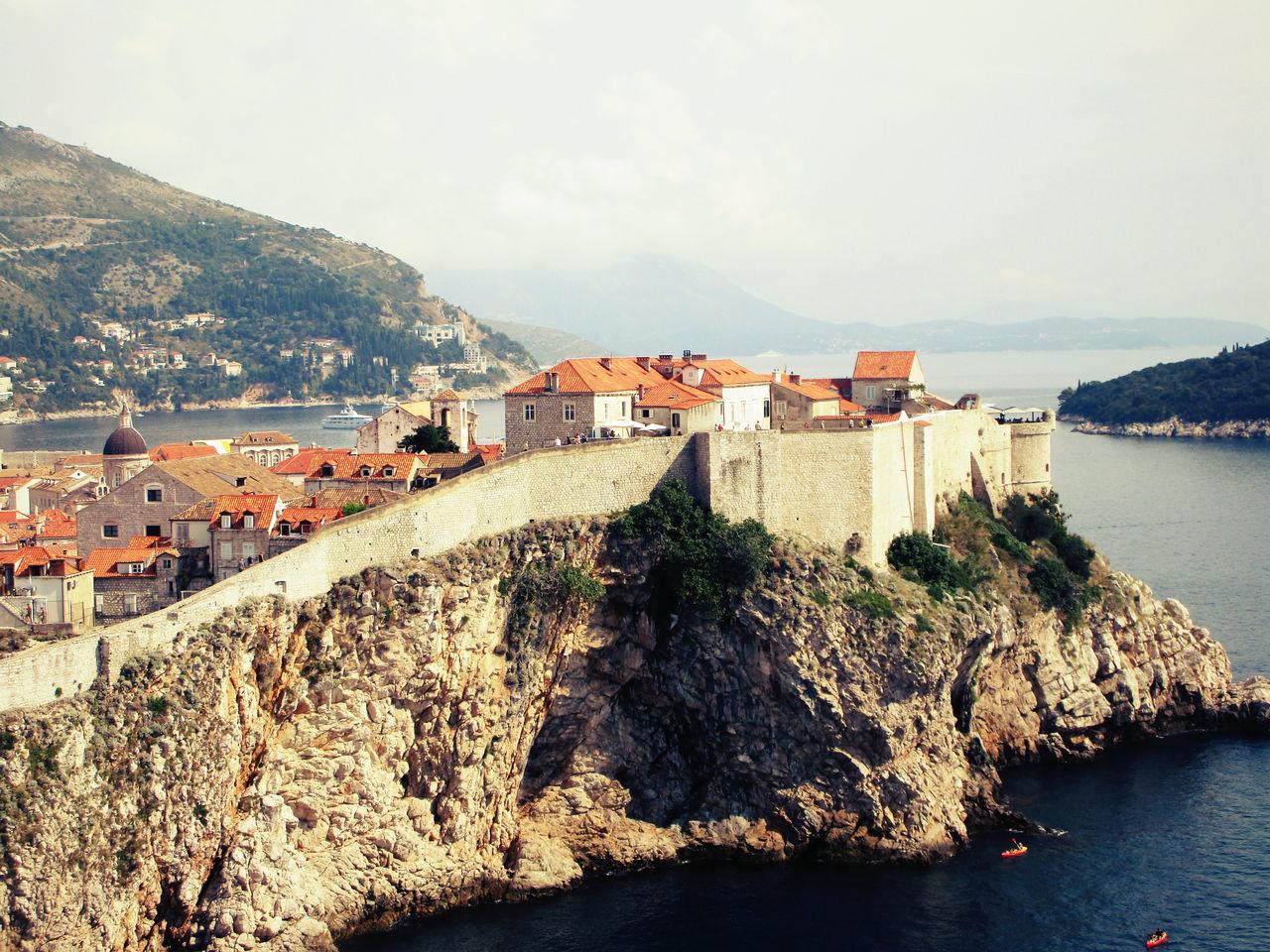 Adriatic Coast Adriatic Sea City CityWalk Croatia Dubrovnik# EyeEm Hello World Holiday Sunset Travel Unique