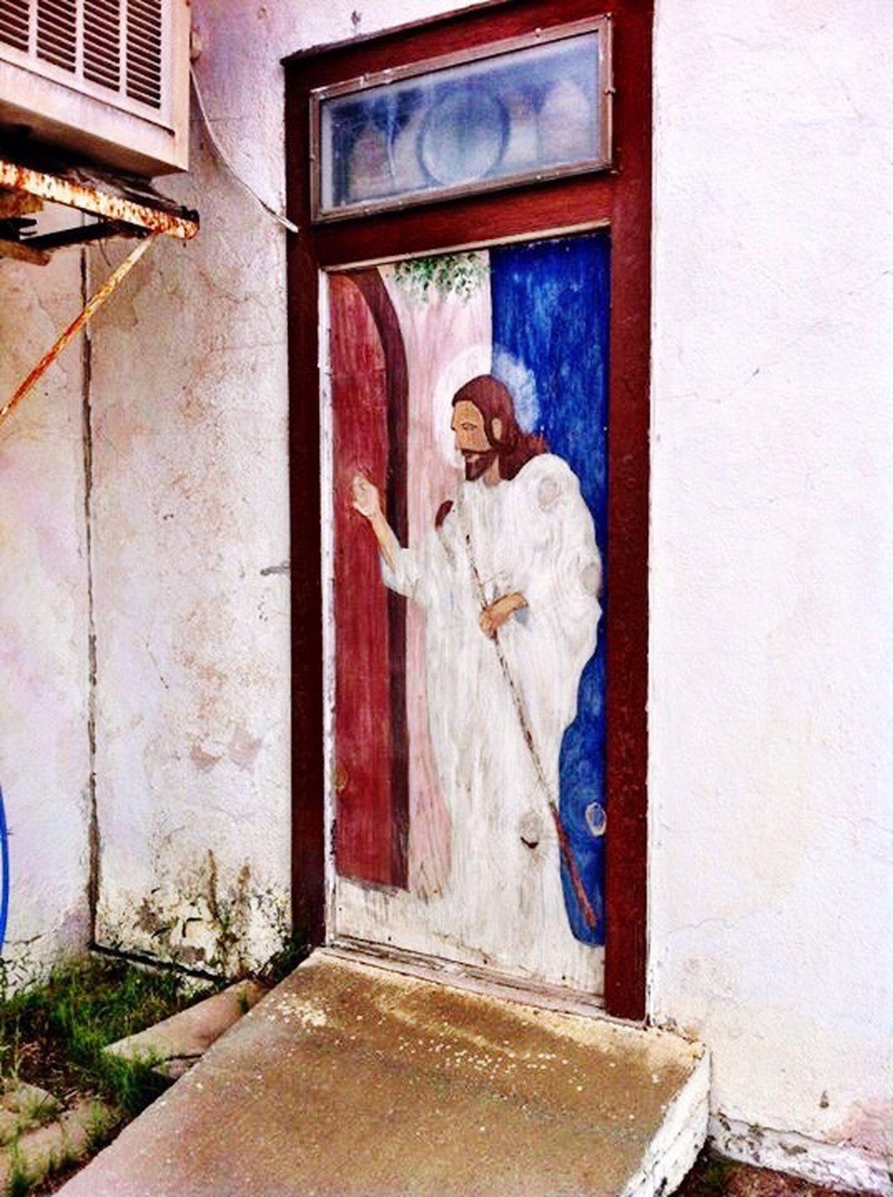 Door Decoration Jesus Methodist Church
