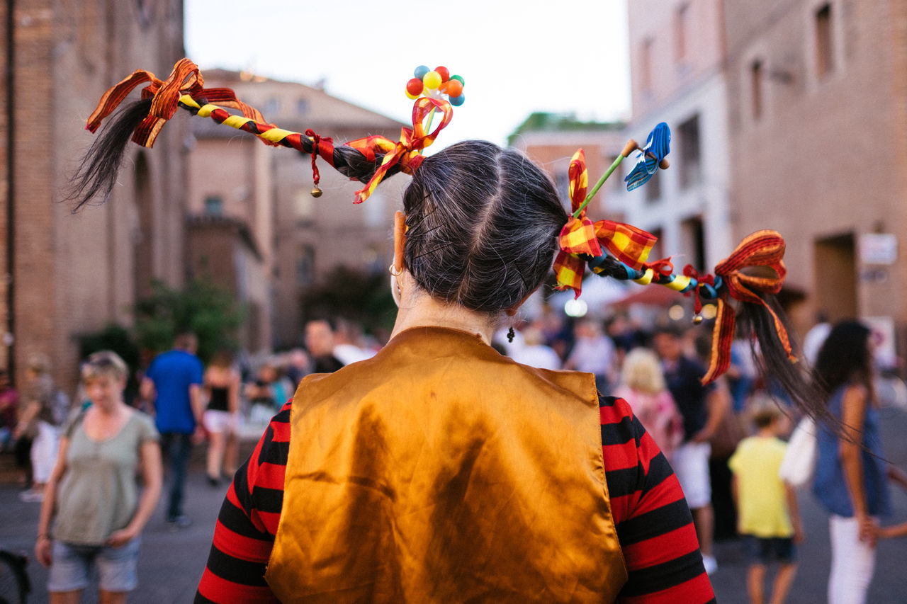 Beautiful stock photos of clown, Ferrara, Incidental People, Italy, arts Culture And Entertainment