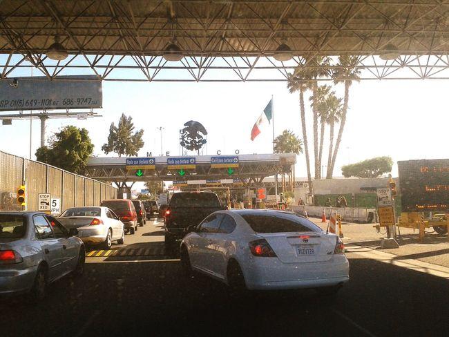 U. S. Mexico Border Otay L3 Filter ISO400 Cameraphone