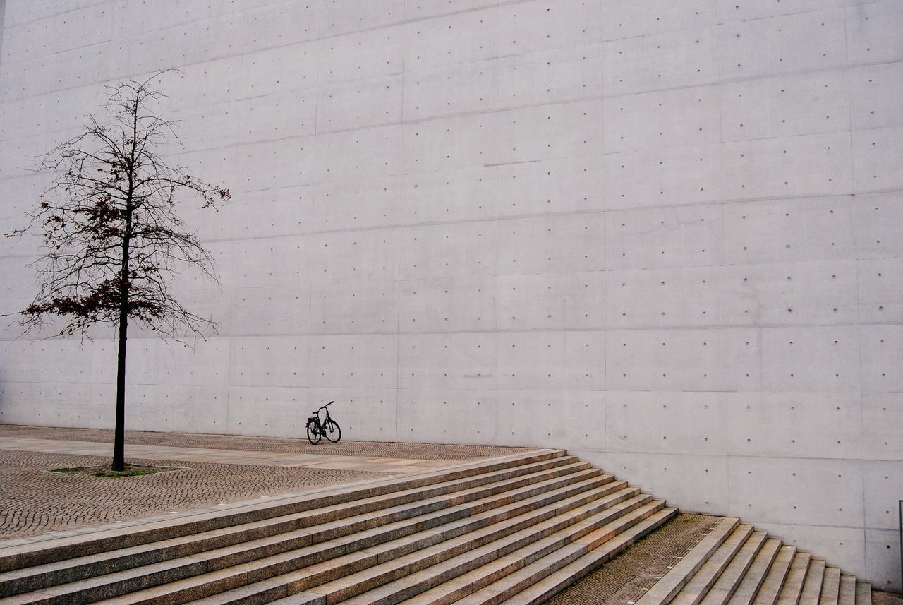 Beautiful stock photos of wall, Absence, Architecture, Bicycle, Built Structure