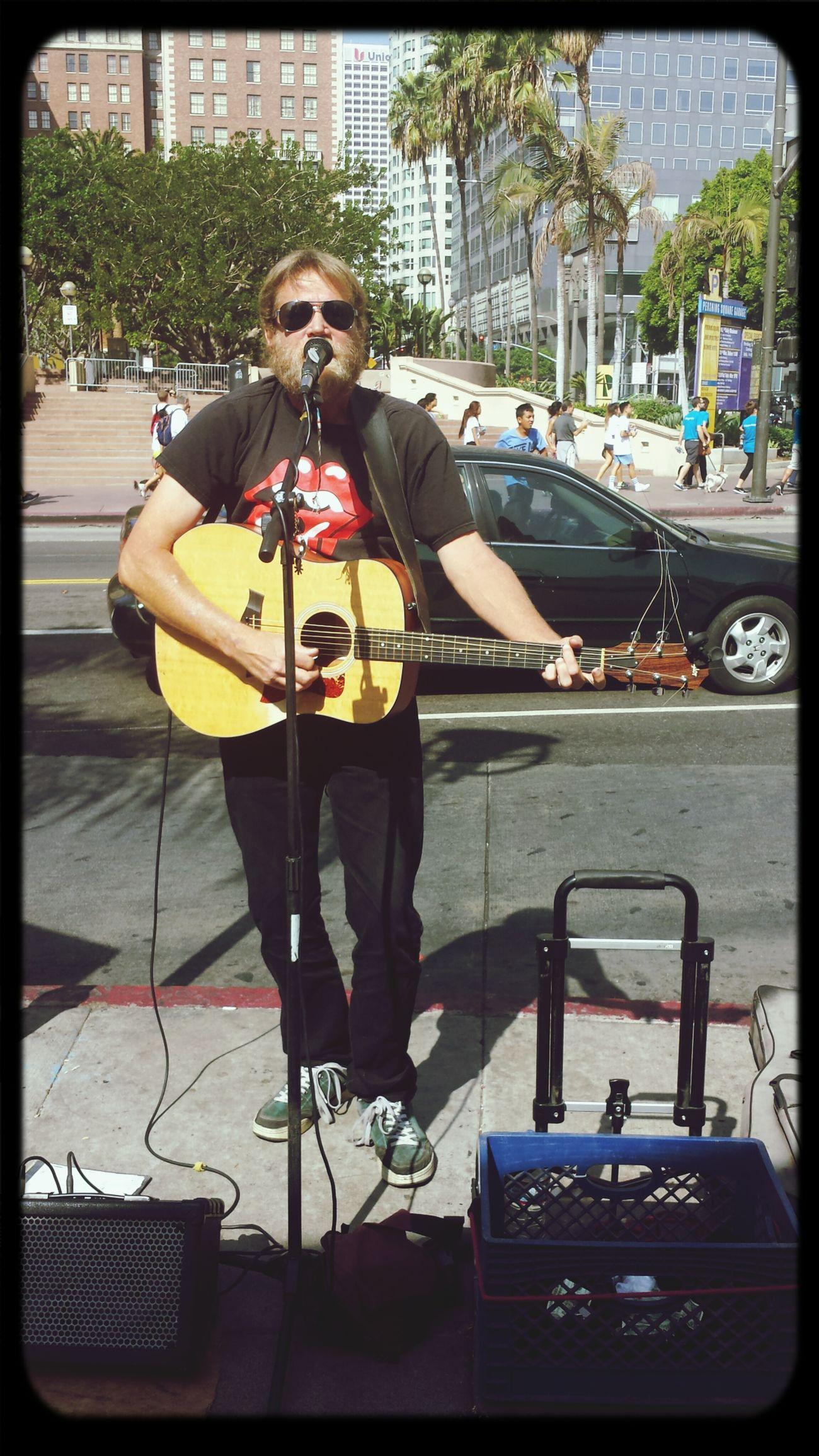 Musician Streetphotography Streetart