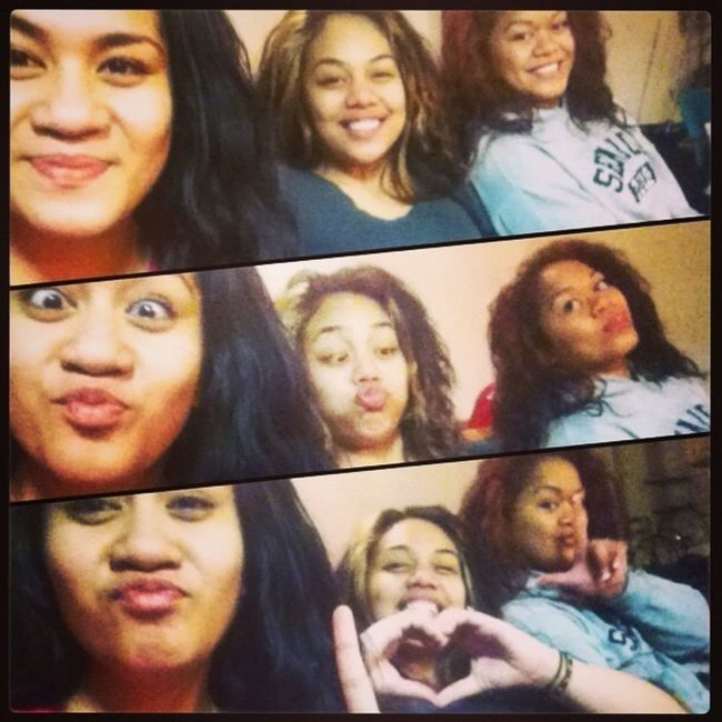 Weekends With My Heffas!