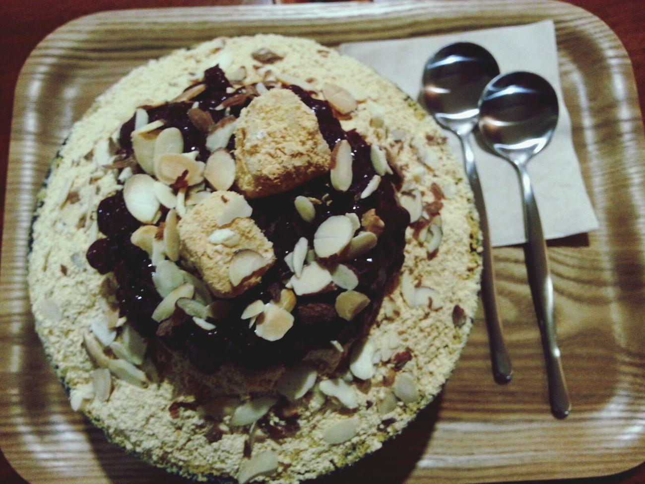 Patbingsu Food Porn꺄륵꺄륵 인절미빙쓔