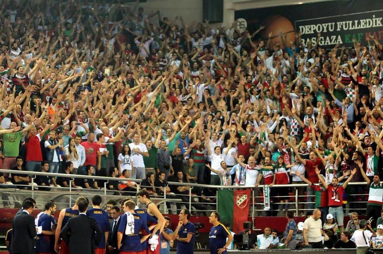 Basketball Euroleague Fan Fans Izmir Kafsinkaf Karşiyaka Karşıyaka Ksk Ksktv Pinar Karsiyaka Pınar Karşıyaka Turkey Türkiye Ultra Ultras çarsı