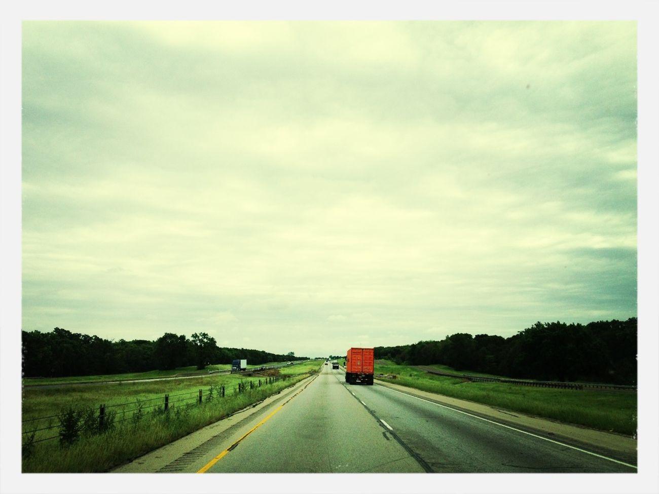 On Da Road