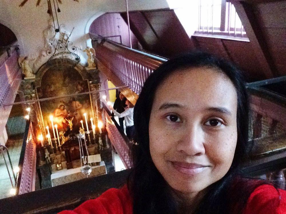 Easter Selfie_sunday Church Catholic Church Hidden Church 365 Grateful Project entry 283: Ons' Lieve Heer op Solder in Amsterdam, Holland