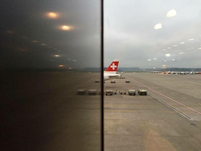Airport Zürich Switzerland Airplane Swissair Holiday Clouds Departure Fly Waiting IPhoneography Learn & Shoot: Balancing Elements Traveling Home For The Holidays