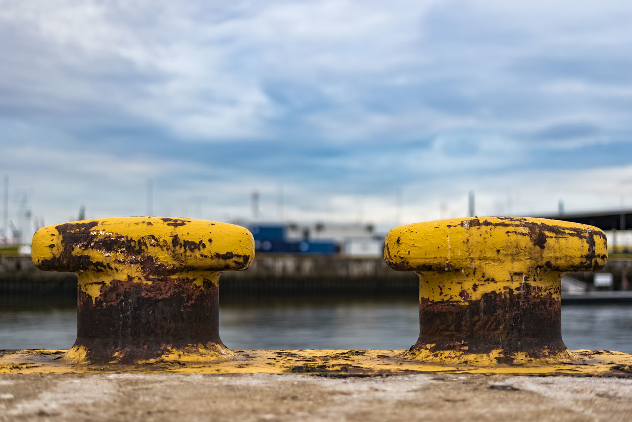 Beautiful stock photos of hamburg, Bollard, Commercial Dock, Day, Deterioration