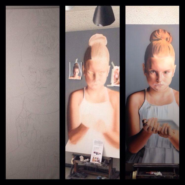 en proceso... Art Pintura Luigifantini Check This Out