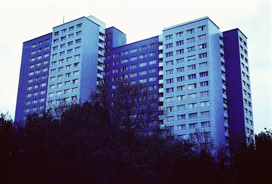Apartment Apartment Tower Architecture Building Exterior City Life Hochhaus Low Angle View Tower Block