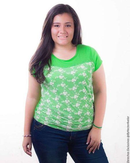 Señorita candidata Ayutuxtepeque13