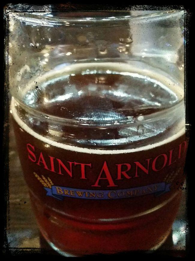 St. Arnold Barley Wine. I ❤ Beer