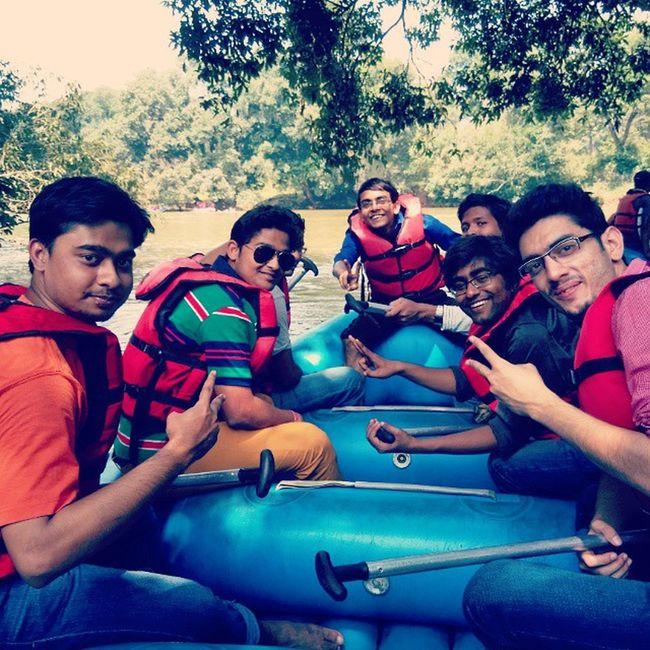 Waterrafting Coorgkarnataka Eventful Oracledayout roadtrip5thGear
