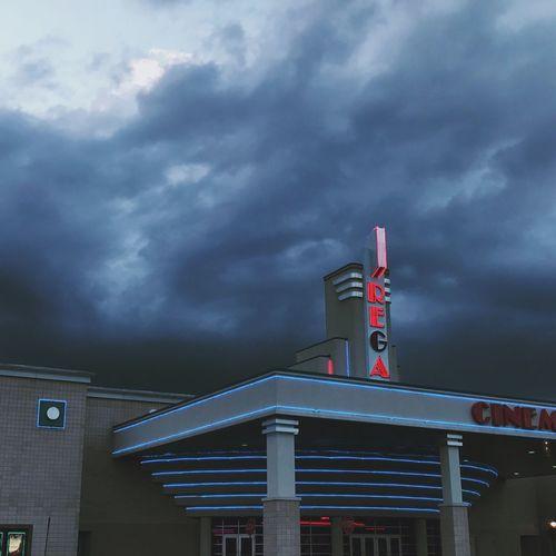 Cloud - Sky Theater Dystopian Dystopia