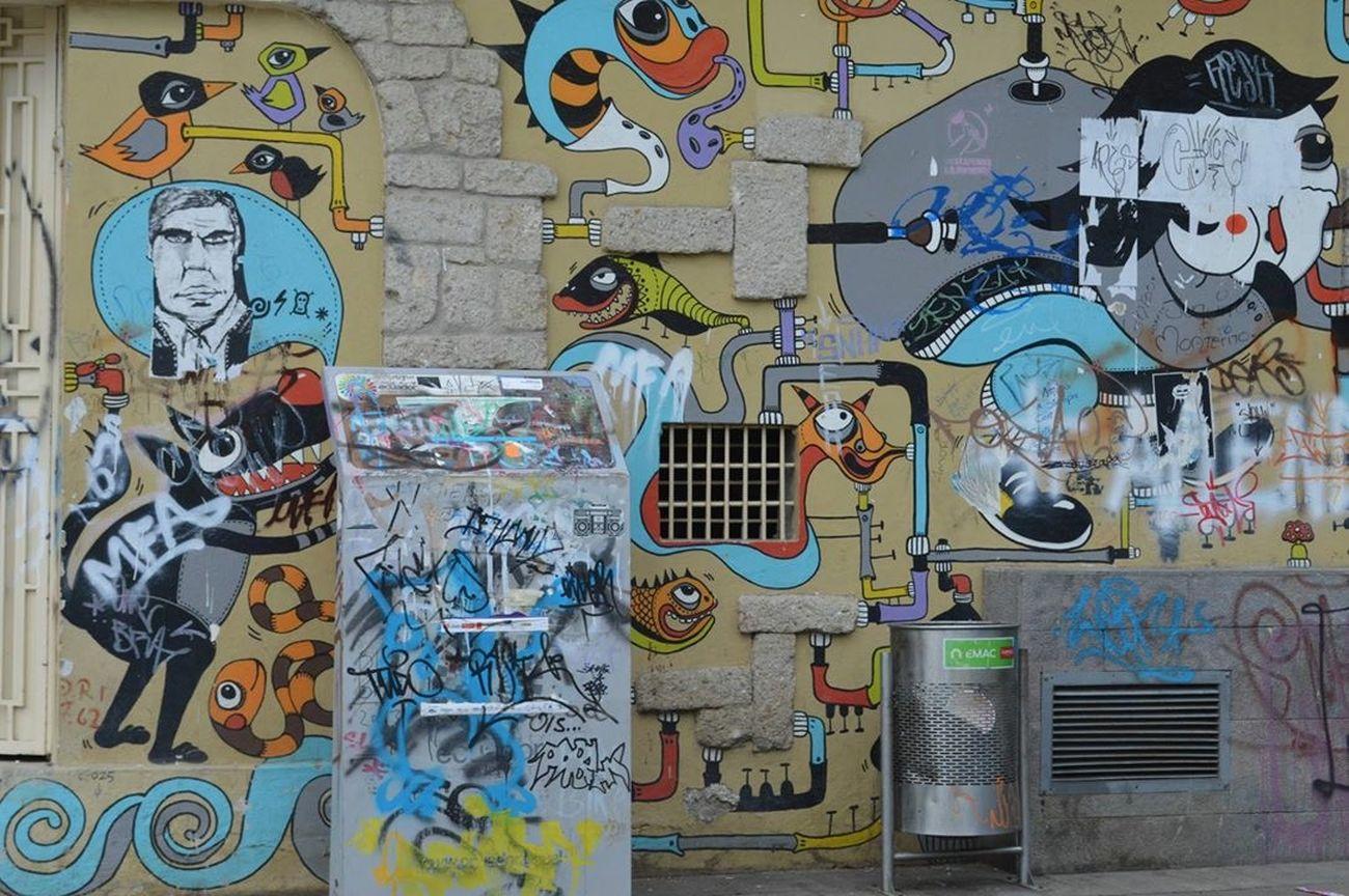 Cuenca, Ecuador Tags Tagging Taggin Streetphotography Streetart Urbanphotography Nikon Nikonphotography Nikond3200