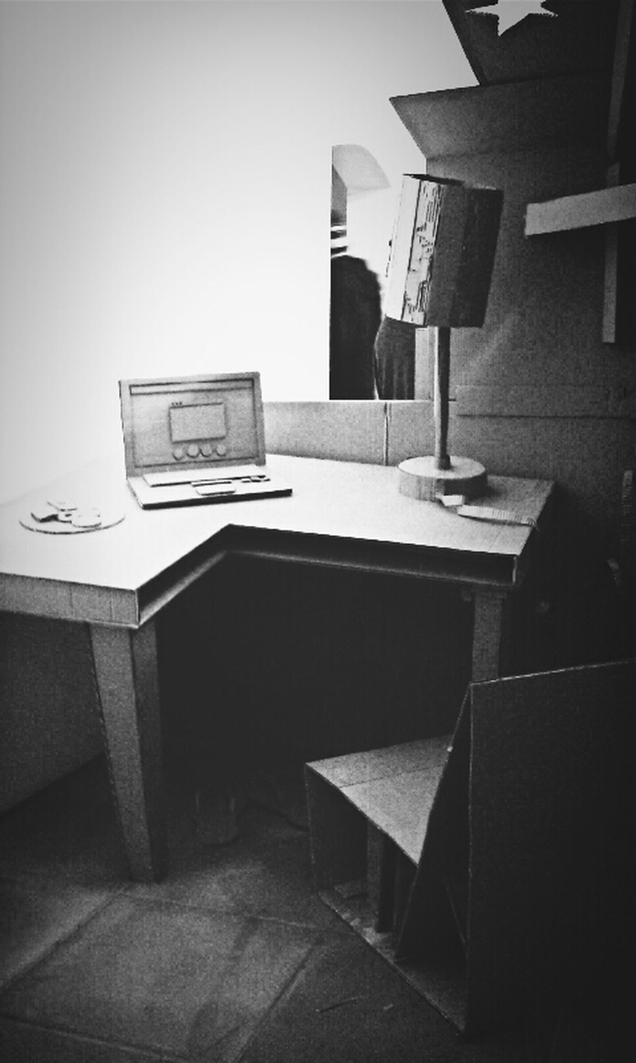 Fantastic Exhibition Art Installation Cardboard