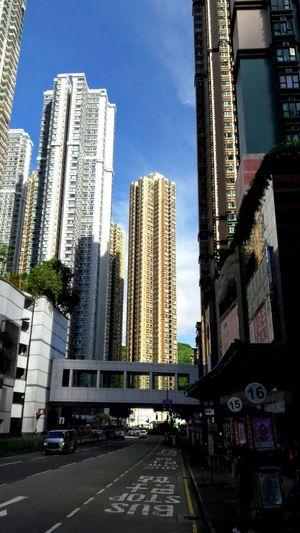 Skyscraper Architecture Cityscape Building Exterior Hang Hau