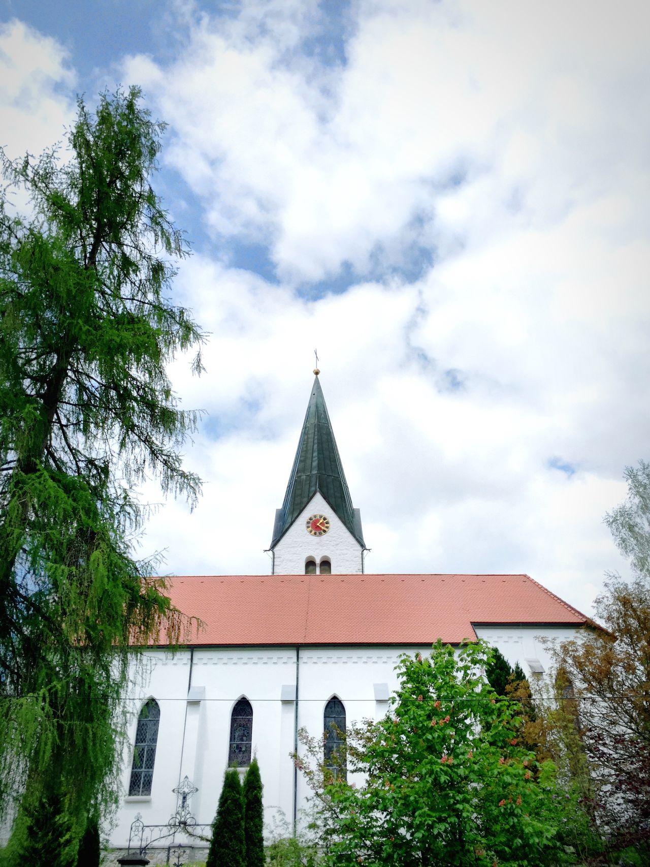 Kirche in Wengen Allgäu Church