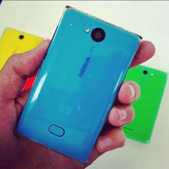 Nokia  Asha503 с камерой 5МП и поддержкой 3G. Nokiaworld Nokiaworldkz