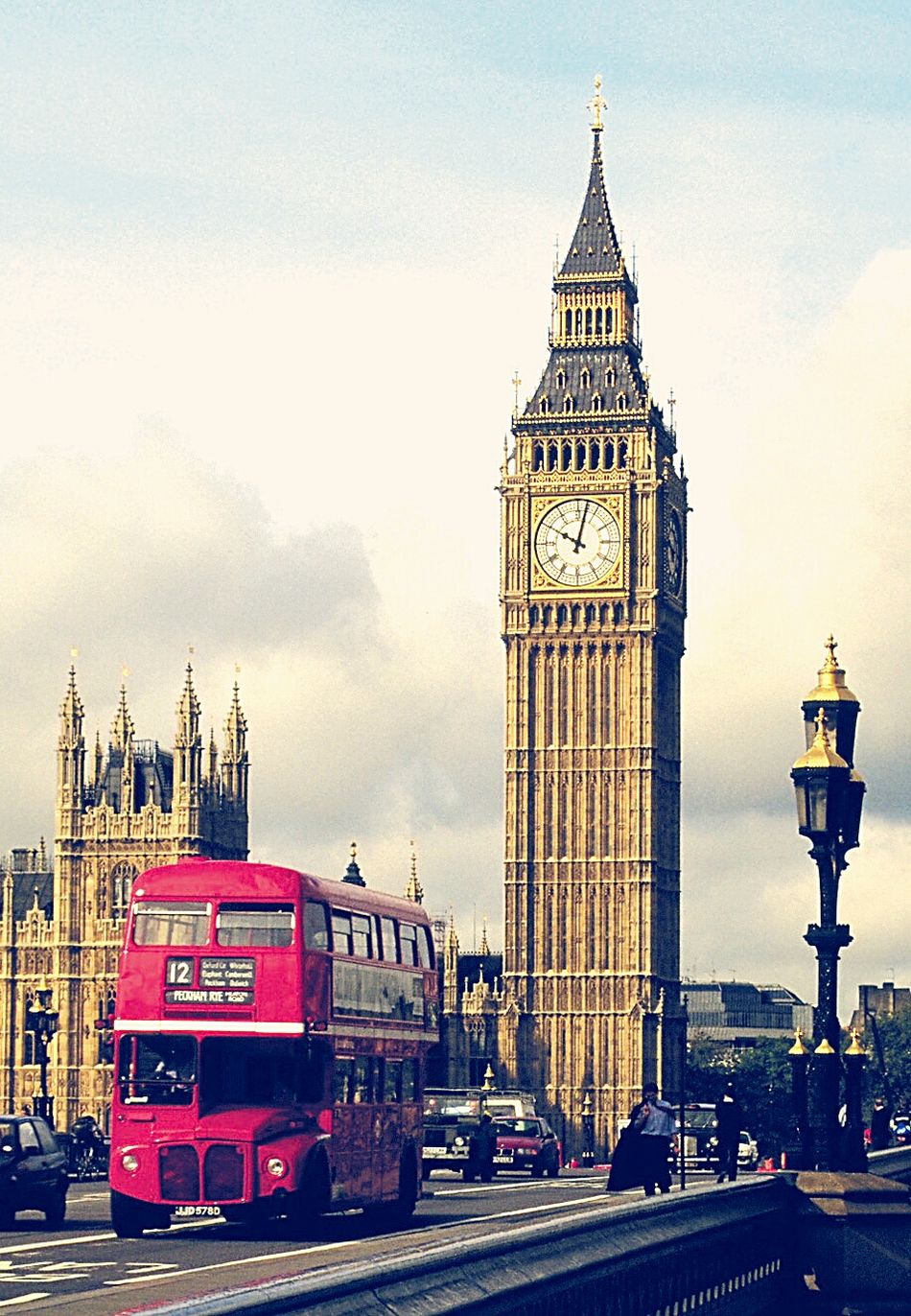LONDON❤ The Bigben