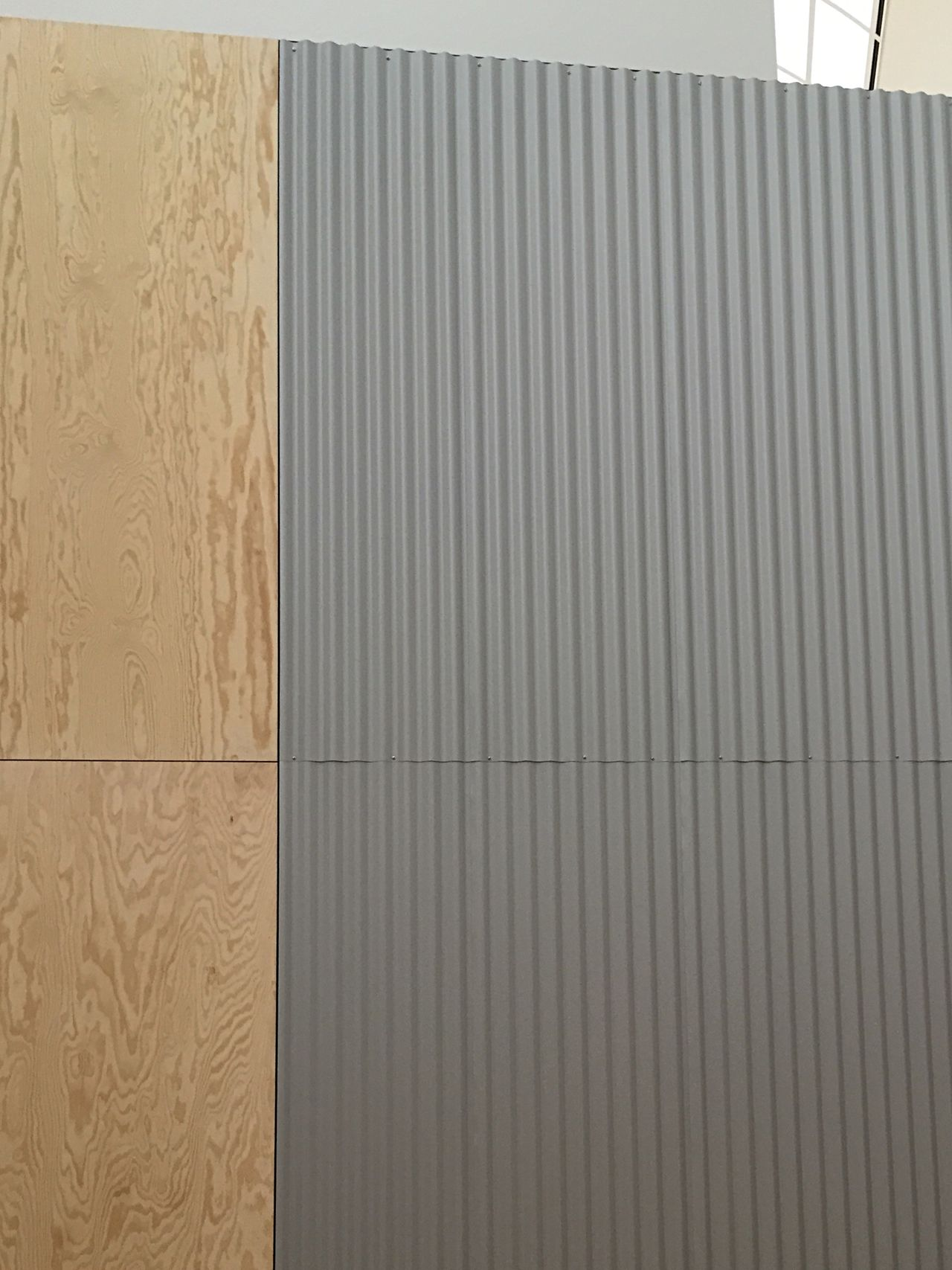 Corrugated Sheet Wellblech Wood Material Pvc Textures Surface Cool Material Indoor Design