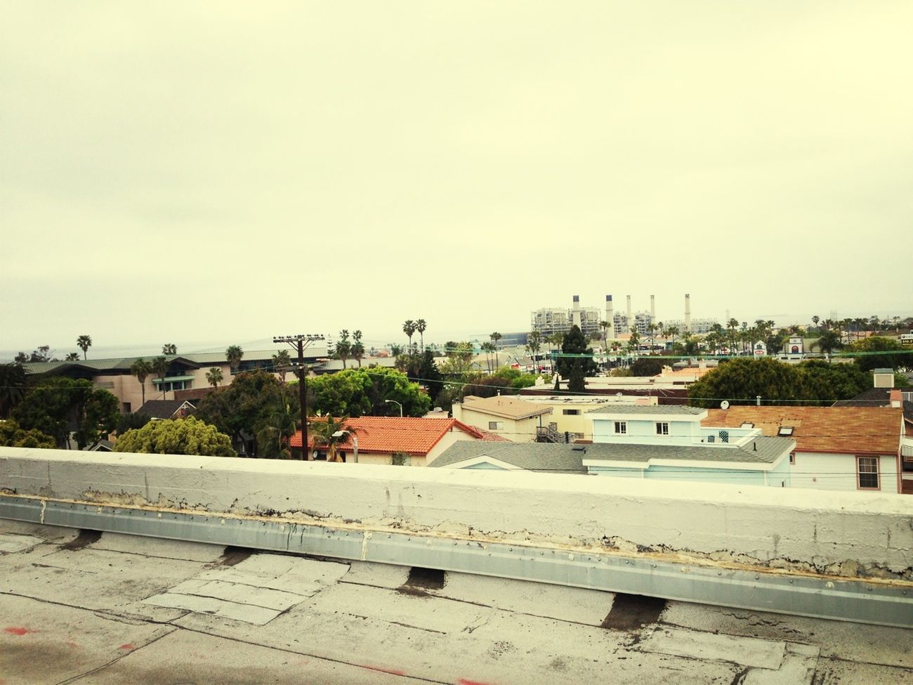 Roof Top Working