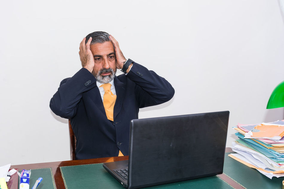 Business Businessman Computer Desktop Desperate Funk Hopeless Hopeless Escape Hopeless Romantic Hopelessness Hopelessromantic Panic Panicky PC