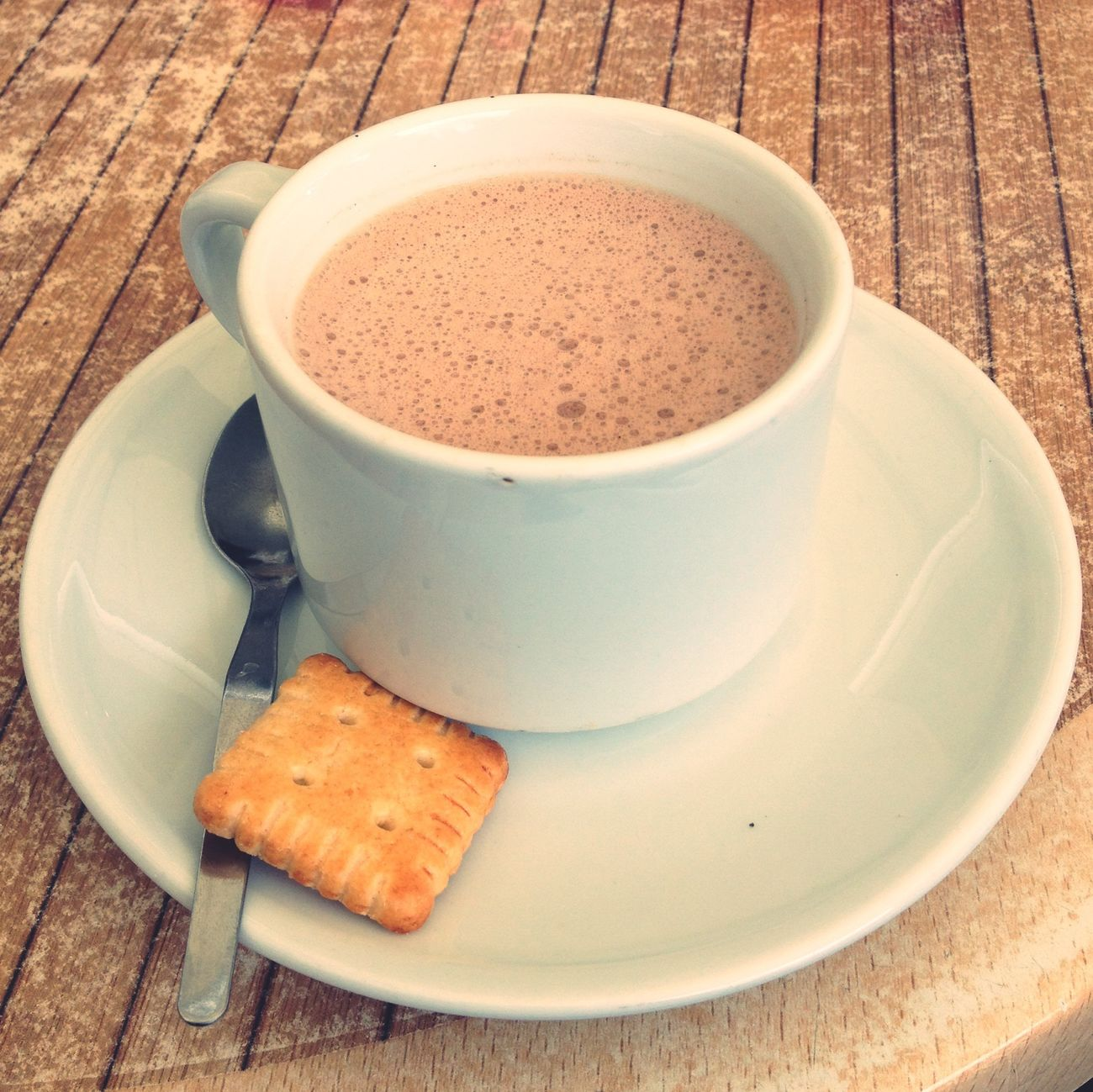 Chaud chaud chaud chocolat ☕️??