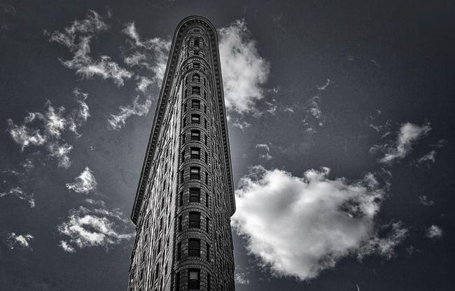 The Architect - 2016 EyeEm Awards Flatiron Building Architecture America New York