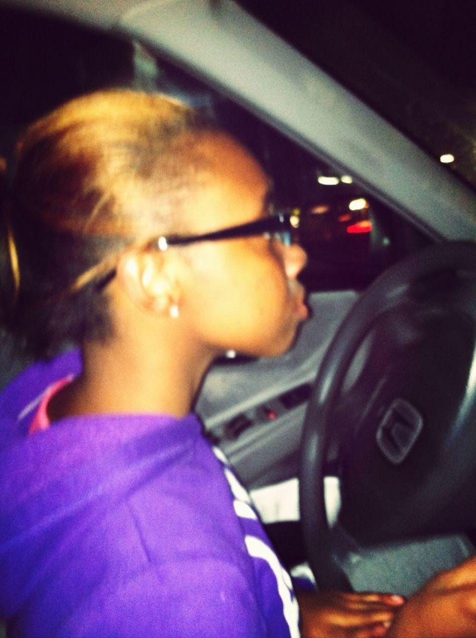 #UnPosted Me Last Night Off Gurd Driving Lookin HiT