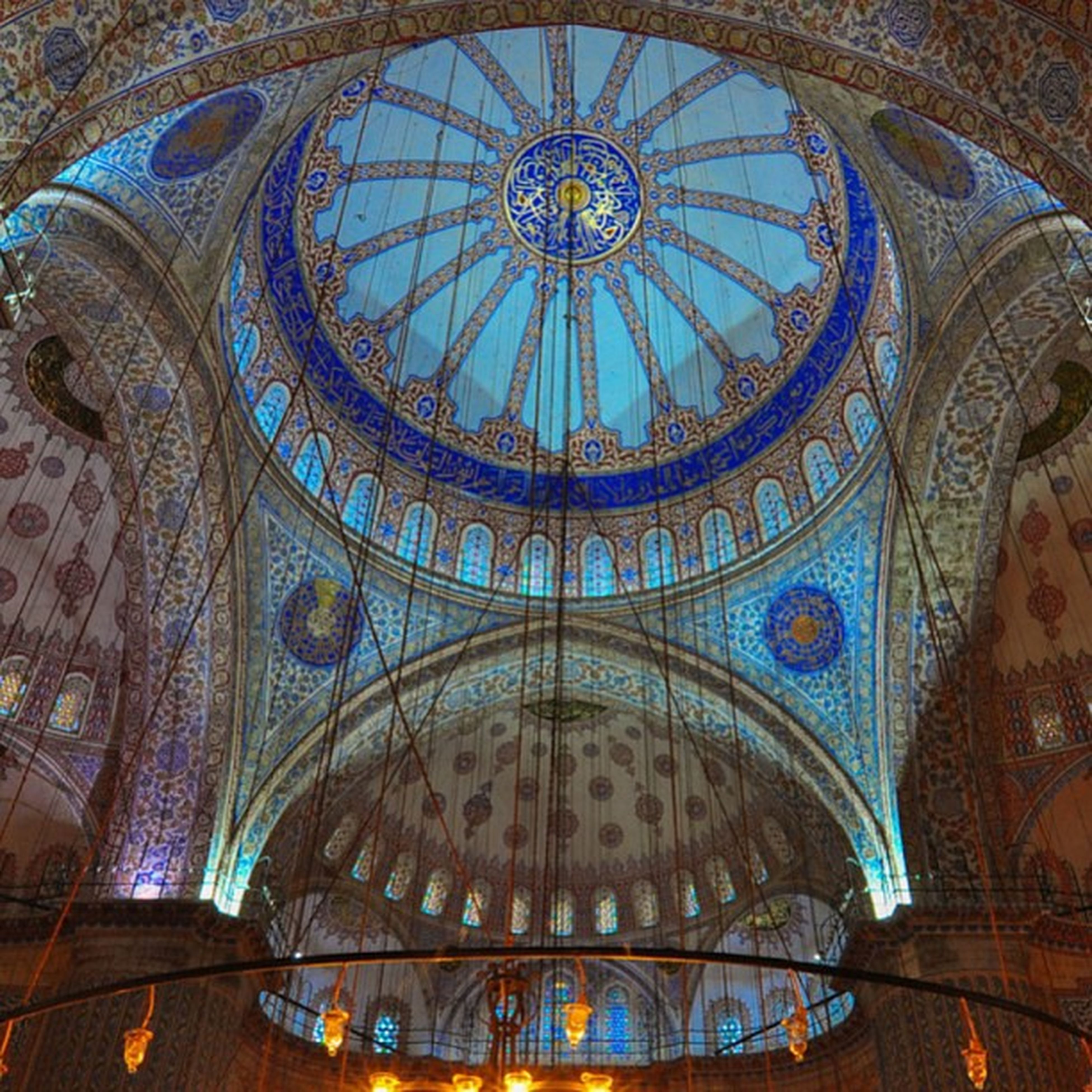 indoors, architecture, built structure, low angle view, ceiling, famous place, architectural feature, dome, pattern, travel destinations, arch, design, ornate, tourism, travel, international landmark, place of worship, cathedral, church, religion