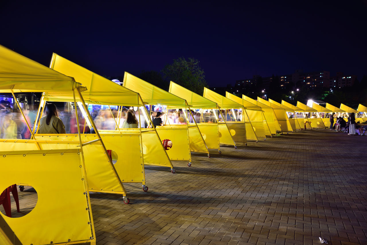 Bamdokkaeb Night Festival Night Fever Night Market Seoul, Korea