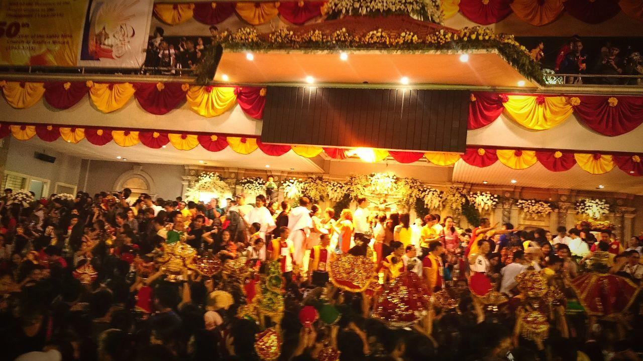 The Cebuano's Faith. Prayer Faith Stoniñofeastday Cebu City Festival Popular Photos Eyeem Philippines