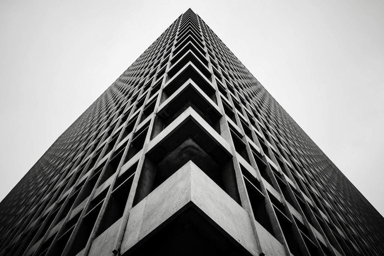 The Architect - 2017 EyeEm Awards Architecture Triangle Shape Built Structure Building Exterior Pyramid Low Angle View City Streetphotography Urban Perspectives EyeEm Best Shots The Street Photographer - 2017 EyeEm Awards WeekOnEyeEm City Life Urban Exploration LosAngelesCity Composition Urban Photography Architecture Architecturephotography Monochrome _ Collection Blackandwhite MonochromePhotography Street Photo