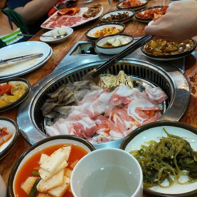It has been sometime since my last taste of Koreanbbq Needless to say, I sacrifice my body for the pursuit of being gastronomically satisfied Iamalexchan Ampang Kualalumpur malaysia