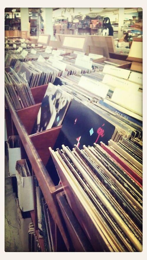 my own little nerd heaven #happy Music Nerding Out Vinyl Records