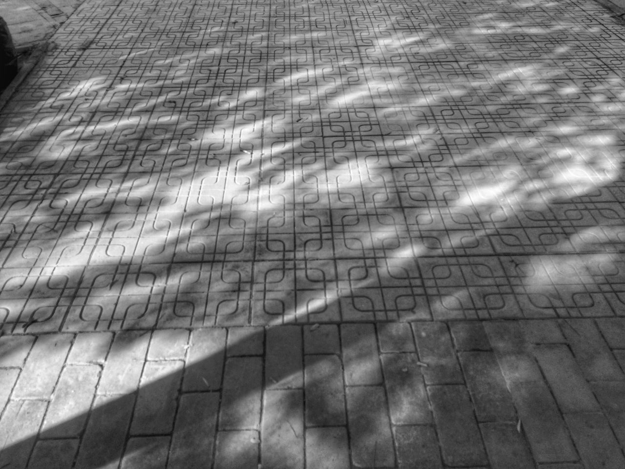 First Eyeem Photo Mobilephotography IPhoneography Sunlight Pattern Full Frame No People Day Backgrounds Outdoors Close-up Architecture Shadow Blackandwhite
