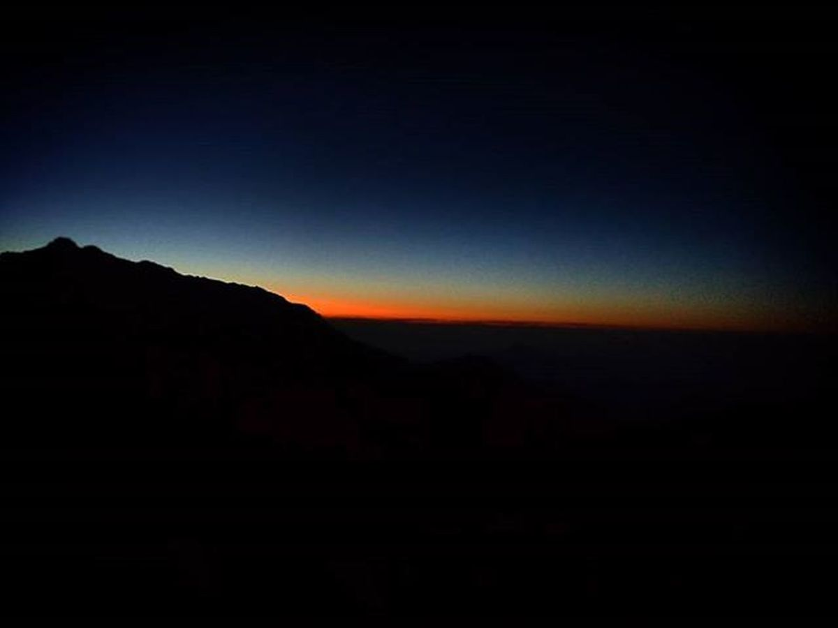 Now that's what I Call Morning Glory from Dzongri top. The Sun was yet to Rise . But the Horizon seem to be in a different Mood and it showed it's True Color . The Nature was Truly at it's Best  . The Landscape has it's Definition by itself. The Effort (Trek ) was paying off. Picture courtesy : @pramatha.patra Instamoment OnTheEdge Instagram GoechaLA2015 GoechaLa Trekking TravelDiaries Travel2015