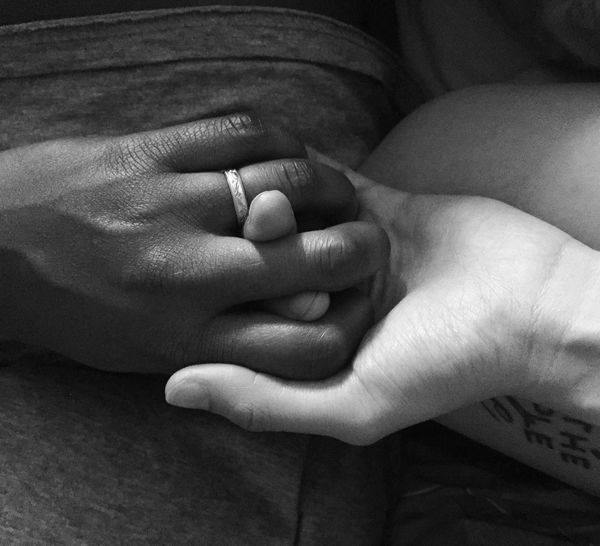 Hold on tight. Fiance Queer Queerlove Black Love Love Transgender